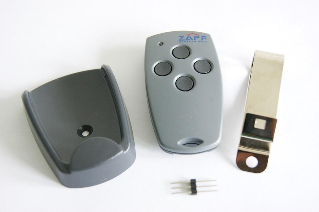 ZAPF 4-Kanal Handsender Impulse 433 MHz